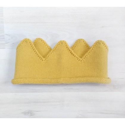 "Корона-повязка ""Желтая"""