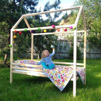 Кровать-домик для детей