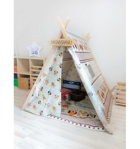 """Палатка """"Полярная сова"""""""