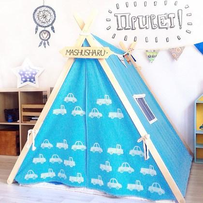 """Палатка """"Машинкин дом"""""""