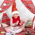 """Купить Комплект Вигвама """"Красный Эскимос"""" для ребенка"""