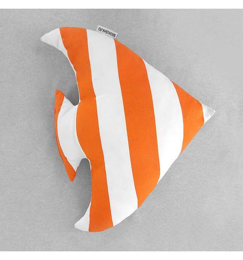 """Игрушка-подушка """"Оранжевая Рыбка"""""""