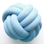 Подушка-Узел Blue. 3 Нити