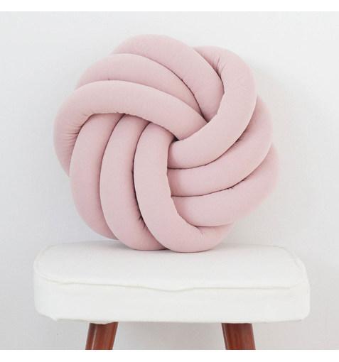 Подушка-Узел Pink. 3 Нити