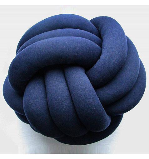 Подушка-Узел DarkBlue. 3 Нити