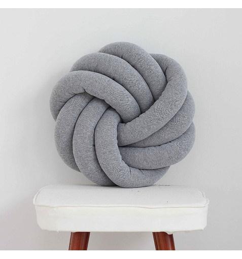 Подушка-Узел Gray. 3 Нити