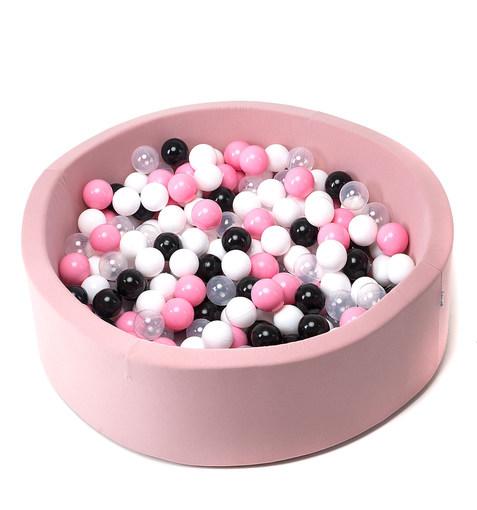 "Сухой Бассейн ""Pink Panter"" 100см"