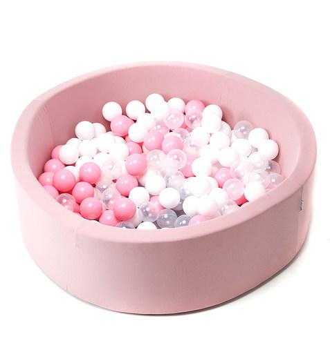 "Сухой Бассейн ""Pink Sparkle"" 100см"
