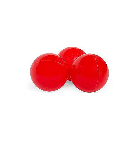 Шар красный комплект 50 шт.