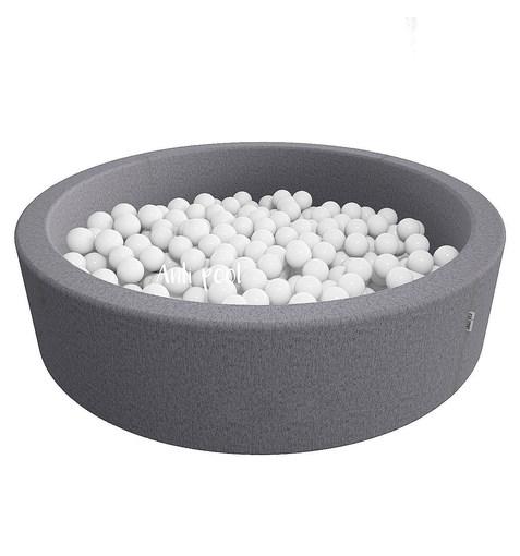 """Сухой Бассейн """"Grey"""" 130см"""