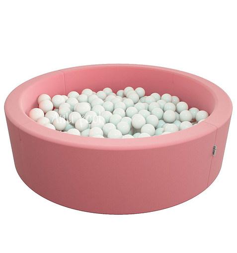 "Сухой Бассейн ""Pink"" 130см"