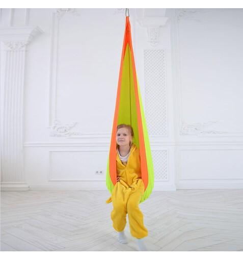 Качель-Кресло-Мешок для Детей SalatOrange