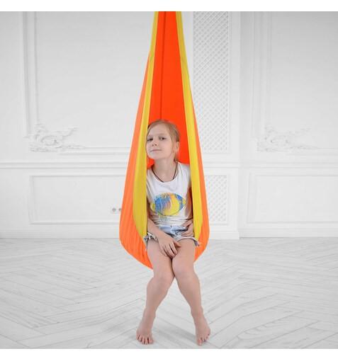 Качеля-Кресло-Мешок для Детей Orange