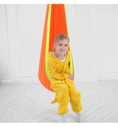 Качель-Кресло-Мешок для Детей OrangeSalat