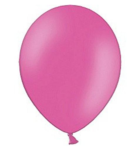 "Шар ""Металлик"" розовый 30см"